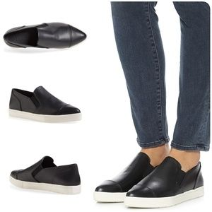 Vince Paeyre Leather Sneaker